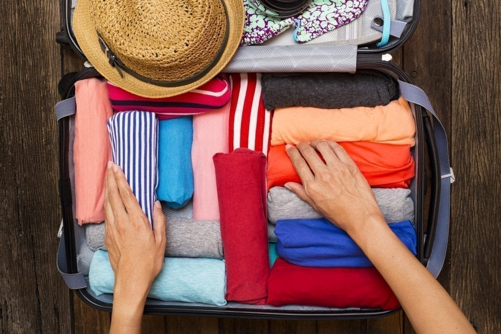 Preparar tu maleta para Riviera Maya