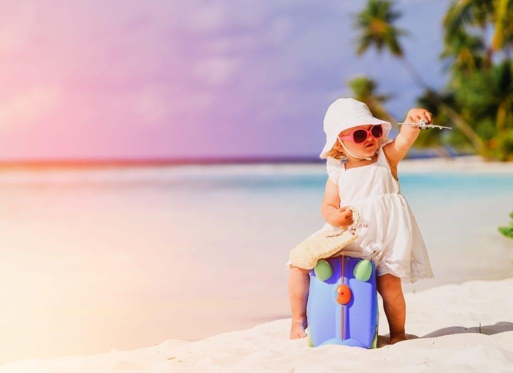 Viajar con niños a Riviera Maya